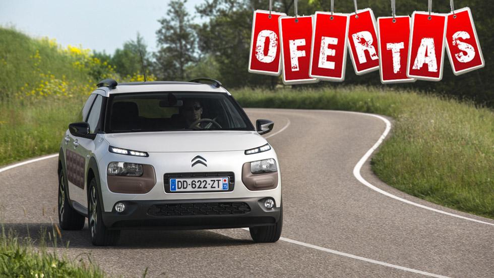 Los coches con mejores ofertas del mes de agosto