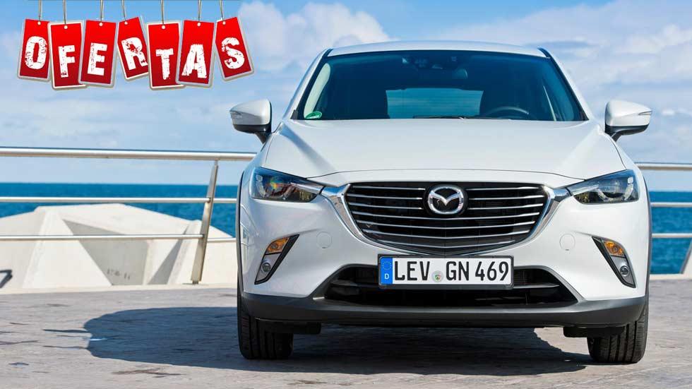 Los coches con mejores ofertas del mes de julio