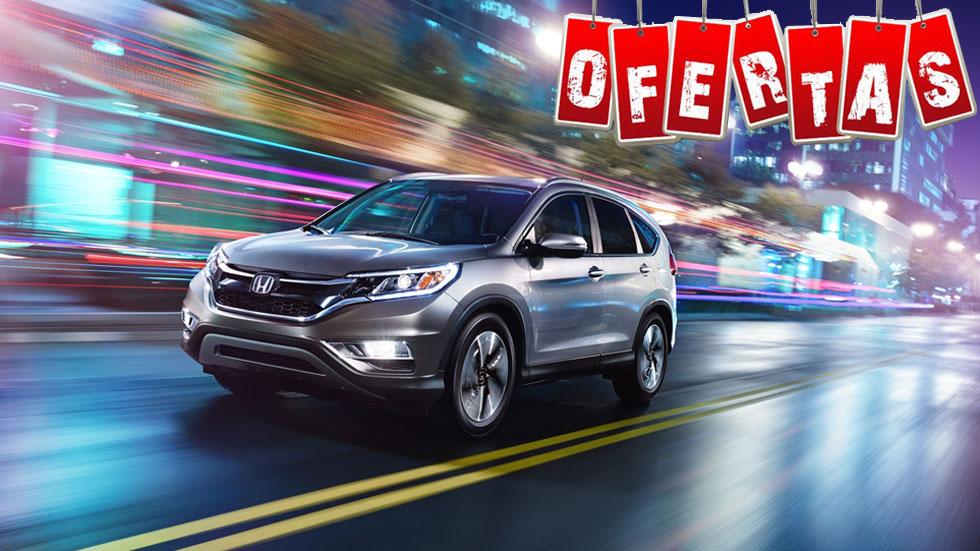 Los coches con mejores ofertas del mes de junio