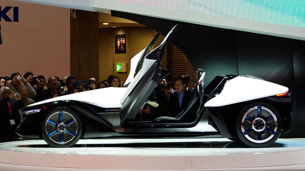 Los mejores coches del Salón de Tokio