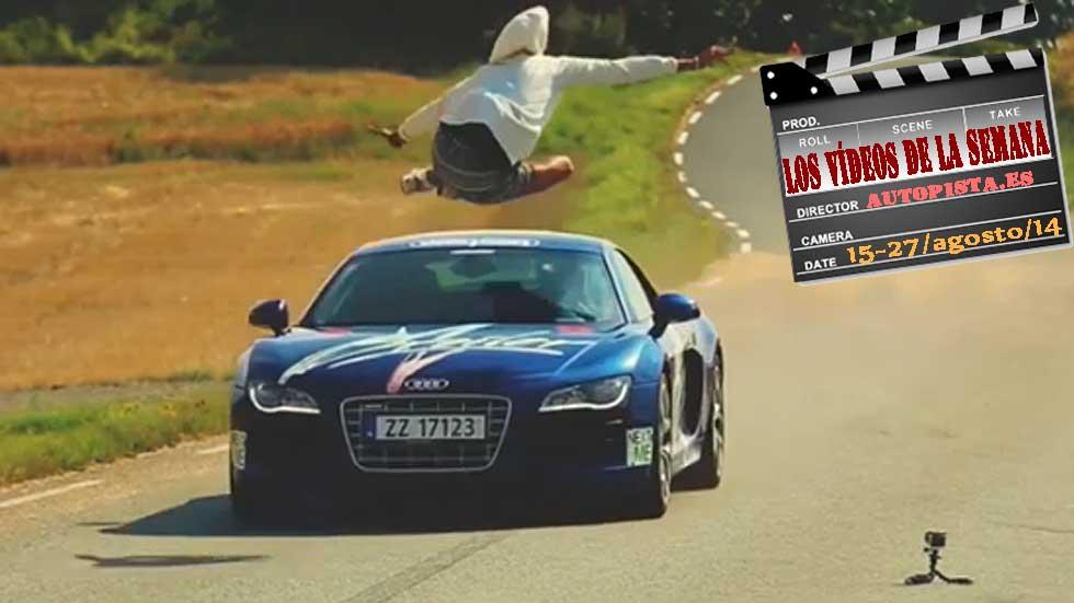 Los mejores vídeos de la semana en Autopista.es (15–27 agosto)