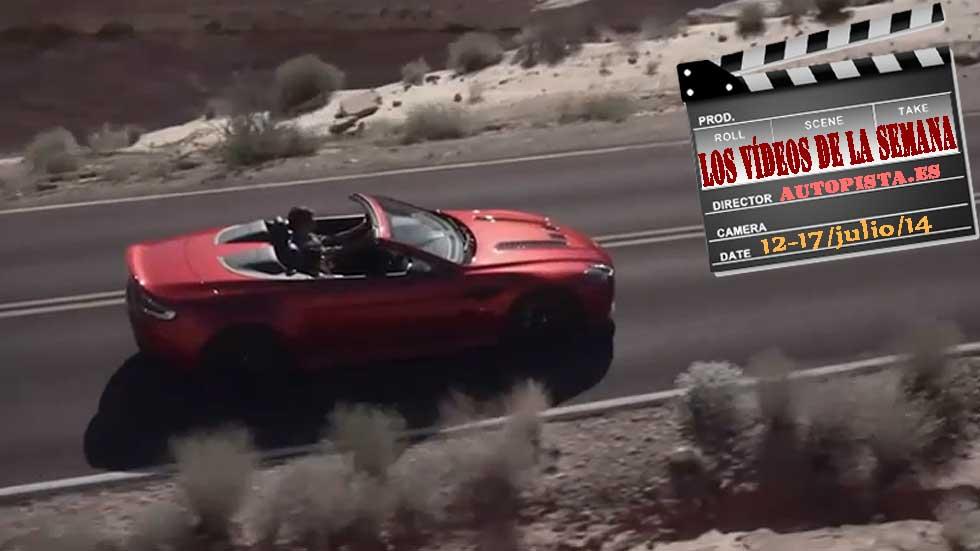 Los mejores vídeos de la semana en Autopista.es (12-17 julio)