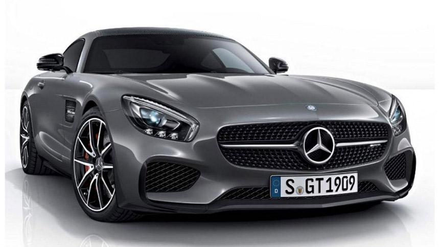 Mercedes AMG GT Edition 1, el primer rugido de la bestia
