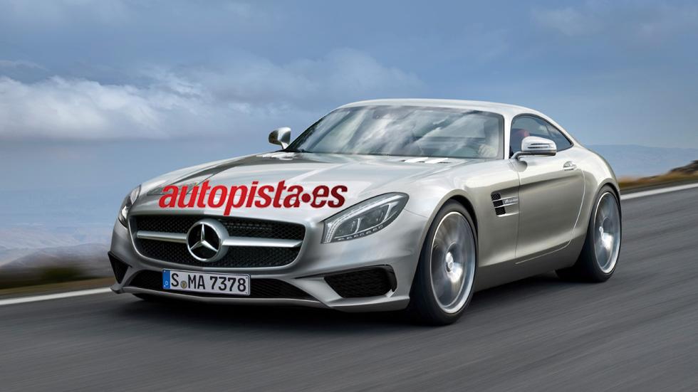 Mercedes AMG GT, deportividad con estrella