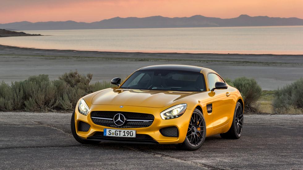 Precios del Mercedes AMG GT, a la venta en marzo de 2015