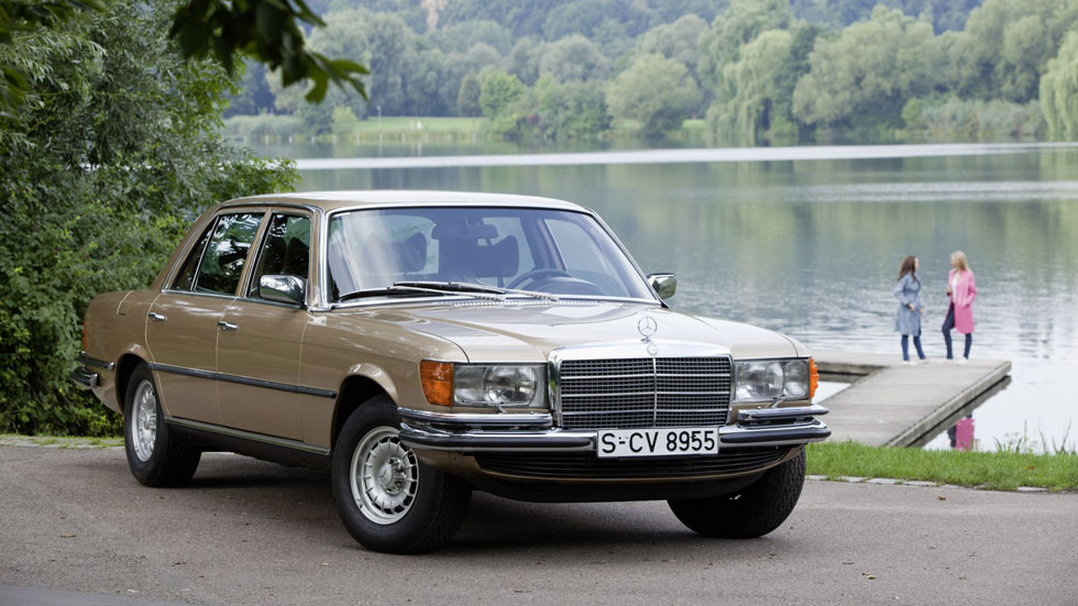 Mercedes-Benz 450 S (1974)
