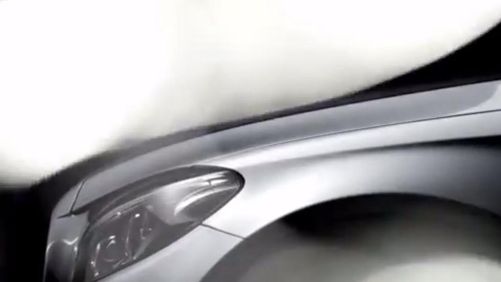 Nuevo Mercedes Clase C 2014, primeras fotos