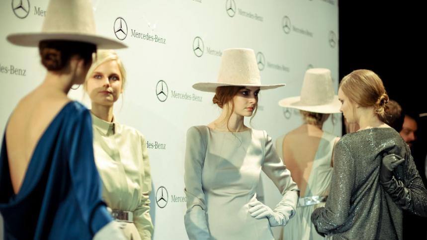 Sorteo Mercedes-Benz Fashion Week: los ganadores