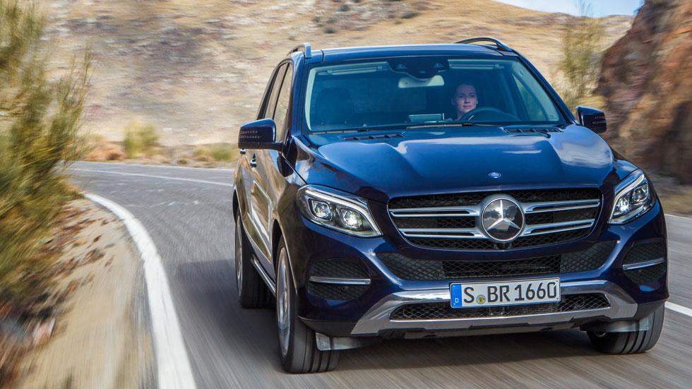 Mercedes-Benz GLE, precios del sustituto del ML