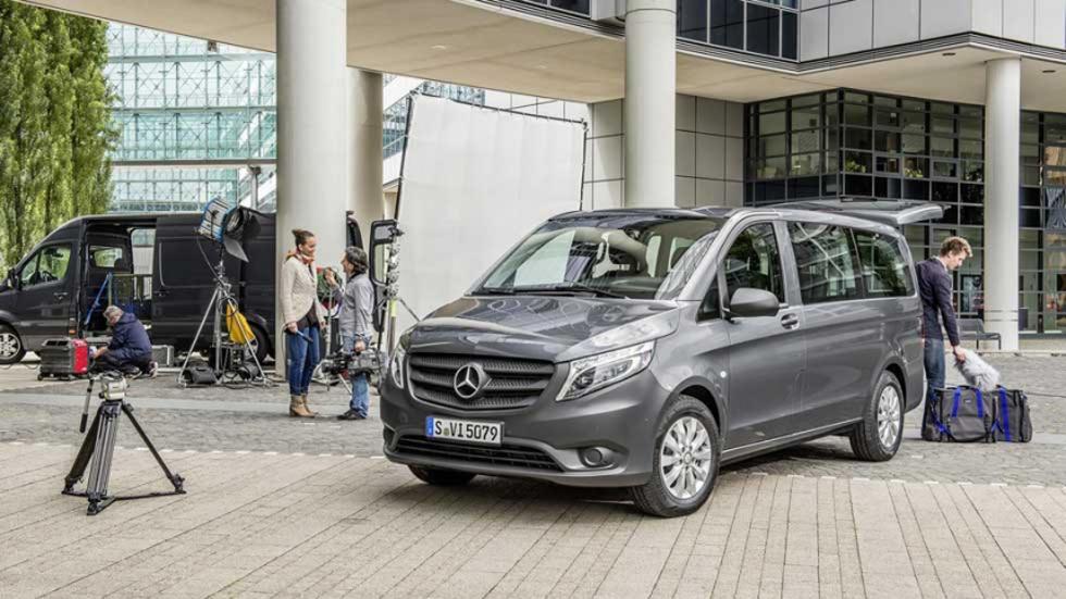 Mercedes-Benz inicia la producción del nuevo Clase V