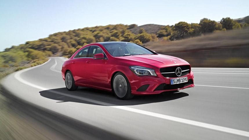 Mercedes CLA 2015, mejoras mecánicas y de equipamiento