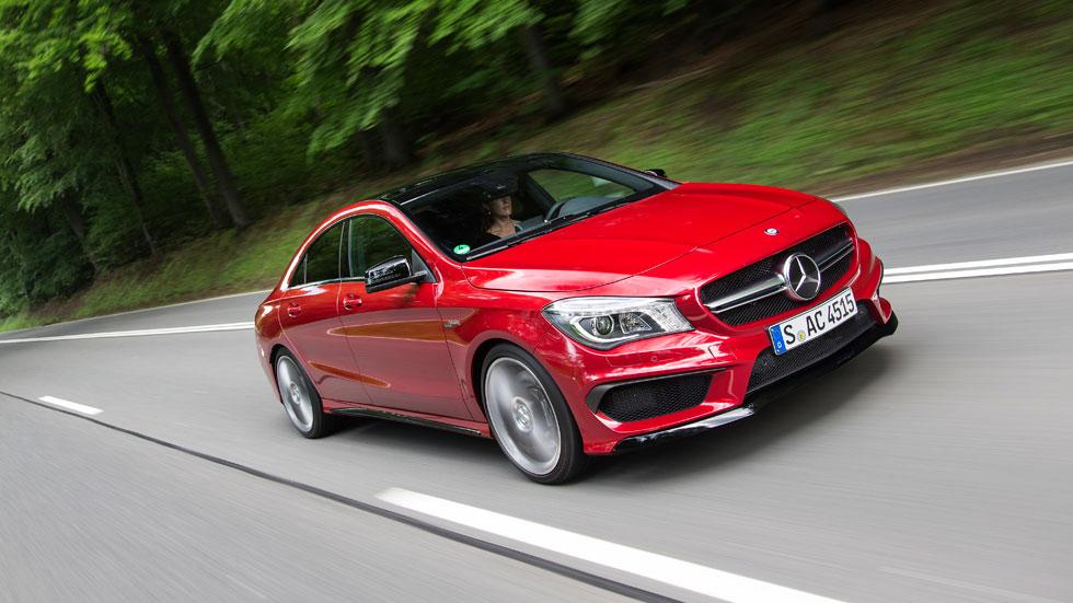 El Mercedes CLA 45 AMG ya tiene precios