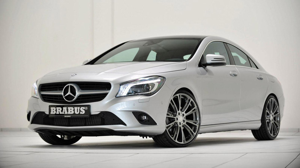 Mercedes CLA por Brabus, dosis extra de deportividad