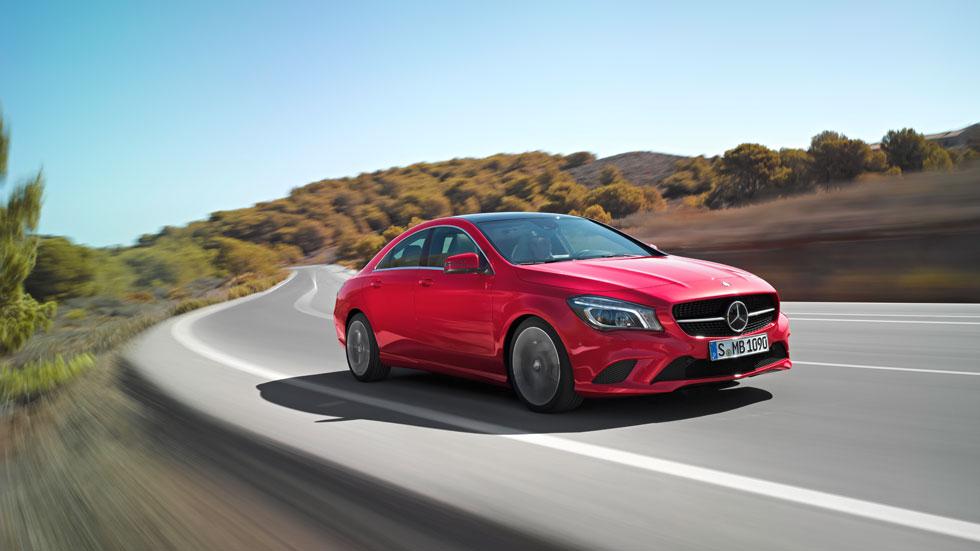 Mercedes CLA, Clase A y GLA: nuevas versiones y mecánicas para el verano
