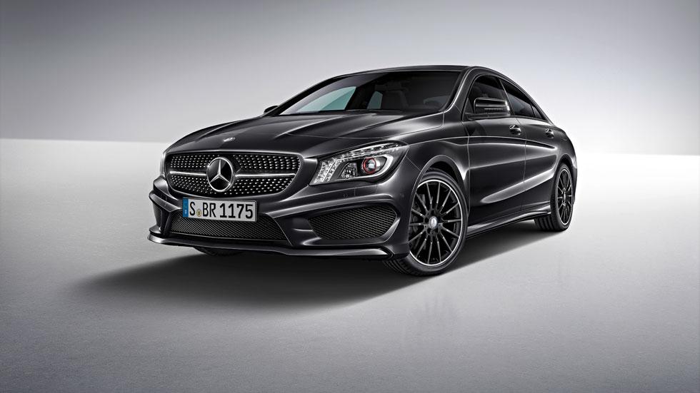 Mercedes-Benz CLA Edition 1: versión exclusiva sólo por un año