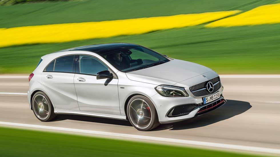 Mercedes clase a 2016 renovaci n mec nica y est tica for Mercedes benz 2016 precio
