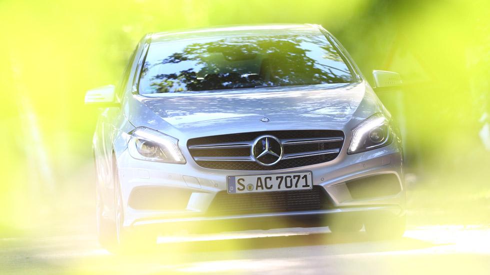 Prueba: Mercedes A 250 7G-DCT, 'A' mayúscula