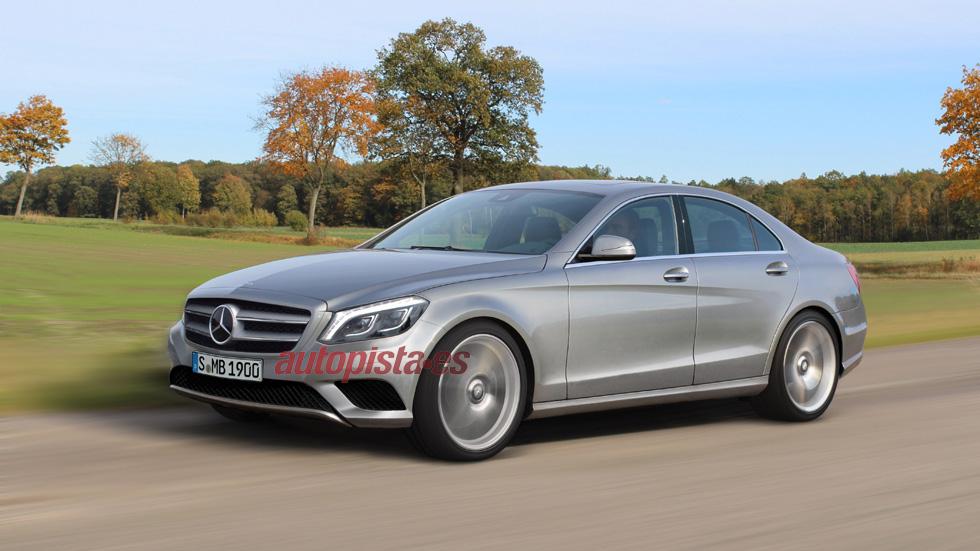 Nuevo Mercedes Clase C 2014, lujo y calidad