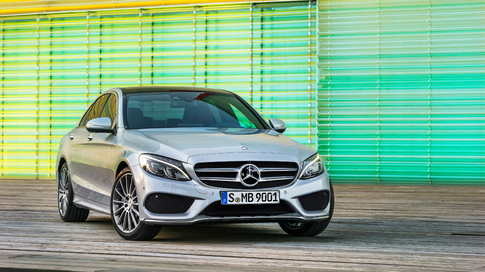 Nuevo Mercedes Clase C 2014, ya a la venta