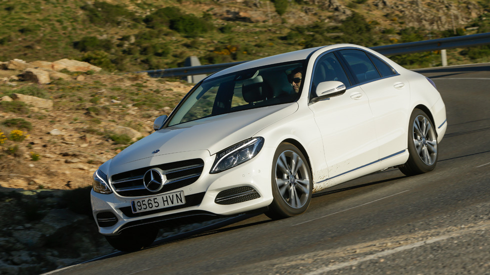 Prueba: Mercedes C 220 BlueTEC 7G-Tronic, ¿la berlina total?