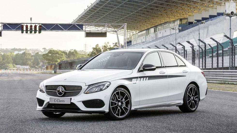 Toque deportivo extra para el Mercedes Clase C, firmado por AMG