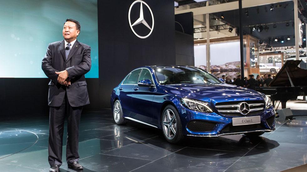 Mercedes Clase C de batalla larga, mismo lujo con más espacio