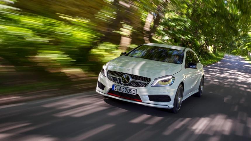 Los motores del nuevo Mercedes Clase A