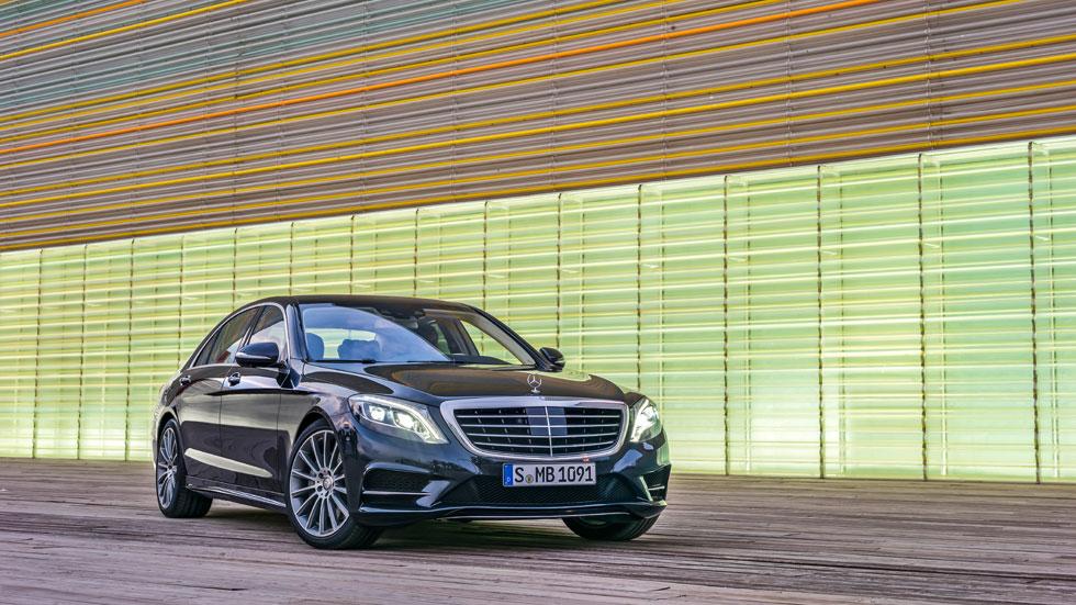 Mercedes Clase S 2014, disponible desde 91.900 euros