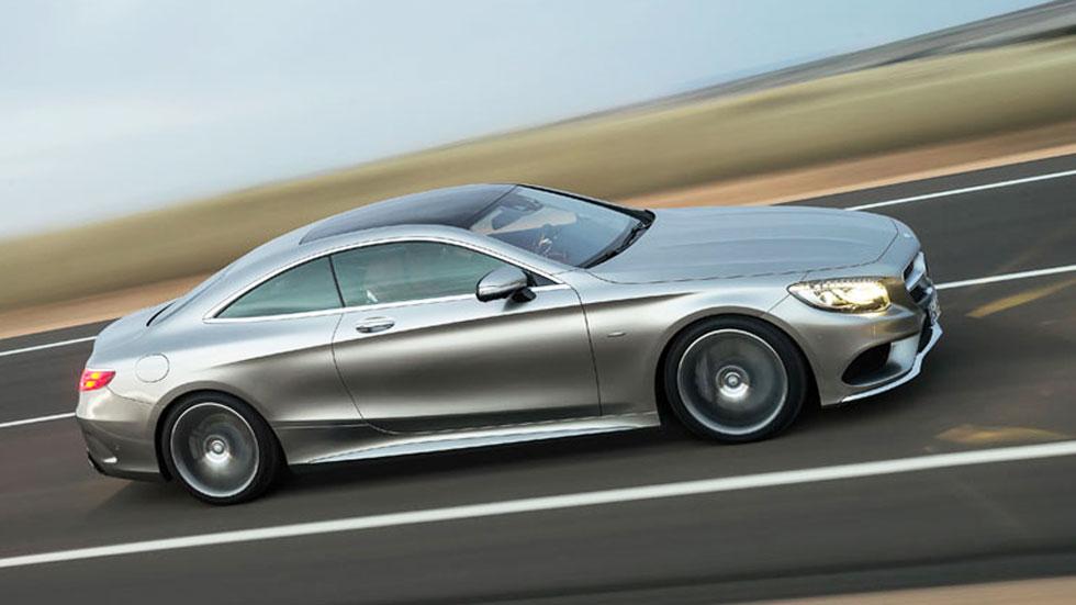 Mercedes Clase S Coupé, elegancia y glamour infinitos