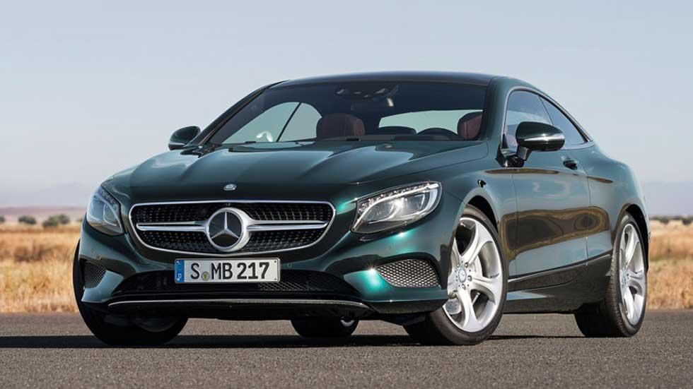 Mercedes Clase S Coupé, a la venta en septiembre