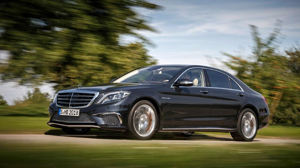 Mercedes Clase S, nuevas versiones limpias y deportivas