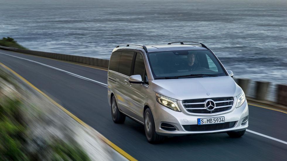 El nuevo Mercedes Clase V llegará en junio