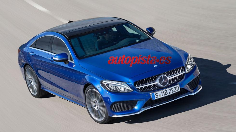 Mercedes CLC, el próximo súper coupé