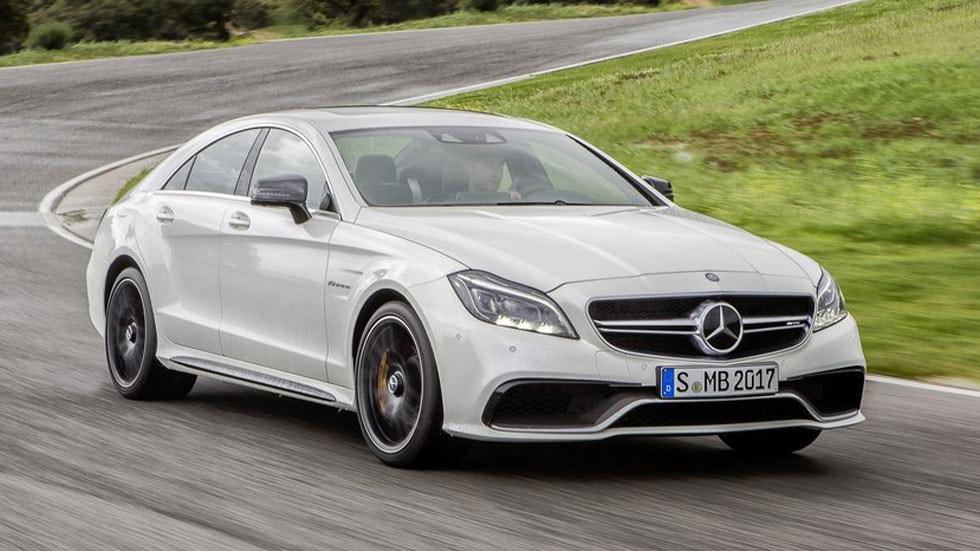 Mercedes CLS 2015, tecnología con traje de etiqueta