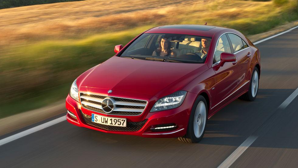 Mercedes CLS: la berlina grande de mayor fiabilidad