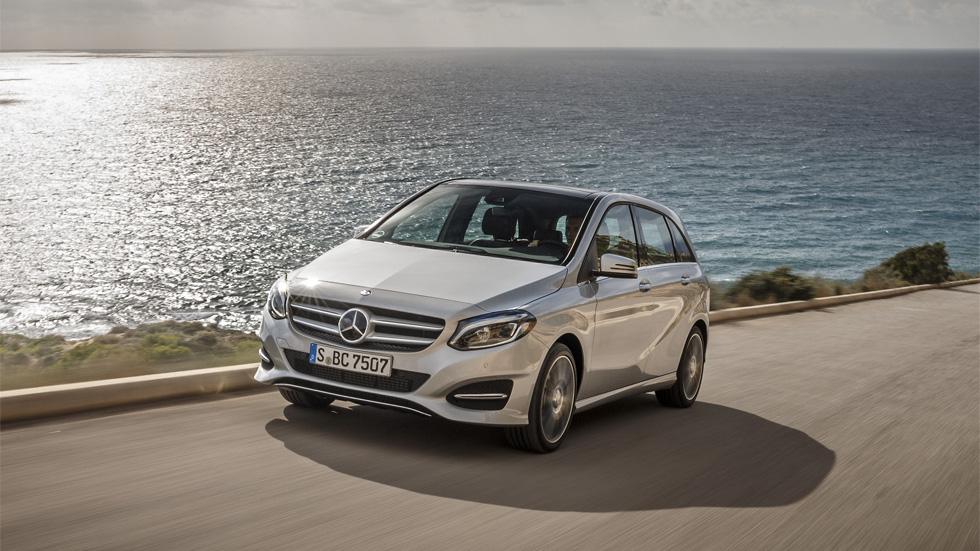 Mercedes Clase B, CLA y GLA: renovado arsenal tecnológico y mecánico