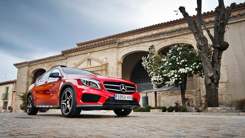 Prueba: Mercedes GLA 220 CDI 4Matic, el mejor Clase A