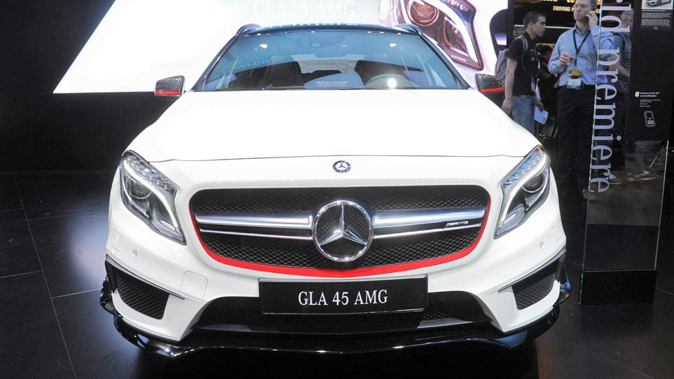 Mercedes GLA 45 AMG, el SUV deportivo y total