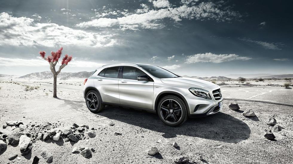 Mercedes GLA Edition I: llegará en marzo
