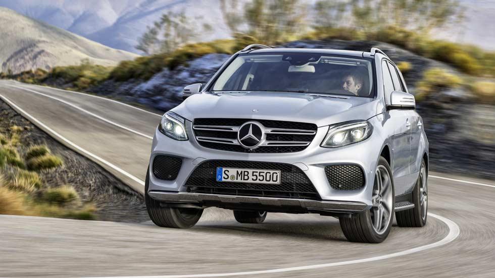 Primera prueba: Mercedes GLE, mucho más que un ML moderno