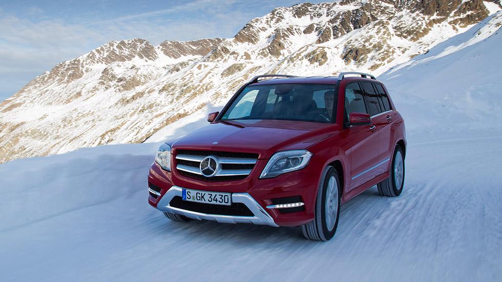 Mercedes GLK 250 4MATIC, nueva versión de acceso de gasolina