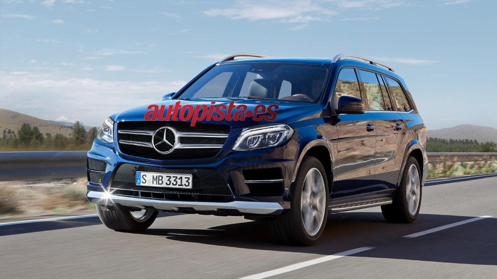 Mercedes GLS Maybach, a todo lujo