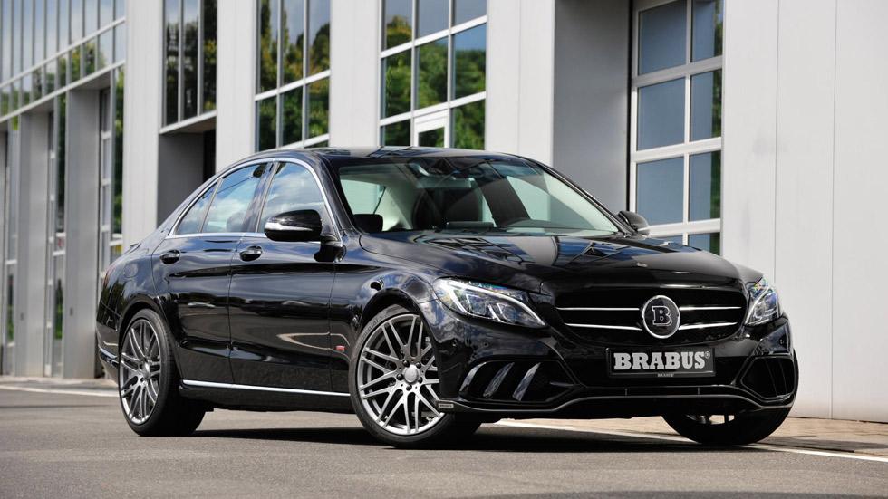 Mercedes Clase C por Brabus, elegancia con toques justos de agresividad