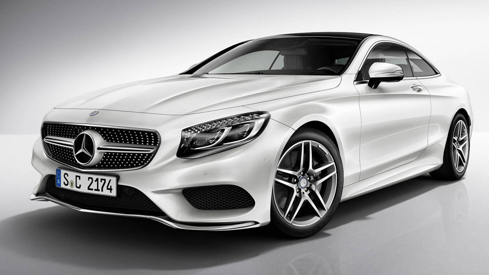 Mercedes Clase S Coupé AMG Line Kit, exclusividad deportiva