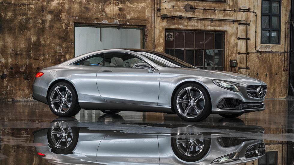 Mercedes S-Coupé, el sustituto del CL