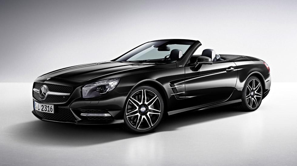 Mercedes SL 400, ahora con motor V6 biturbo de 333 CV
