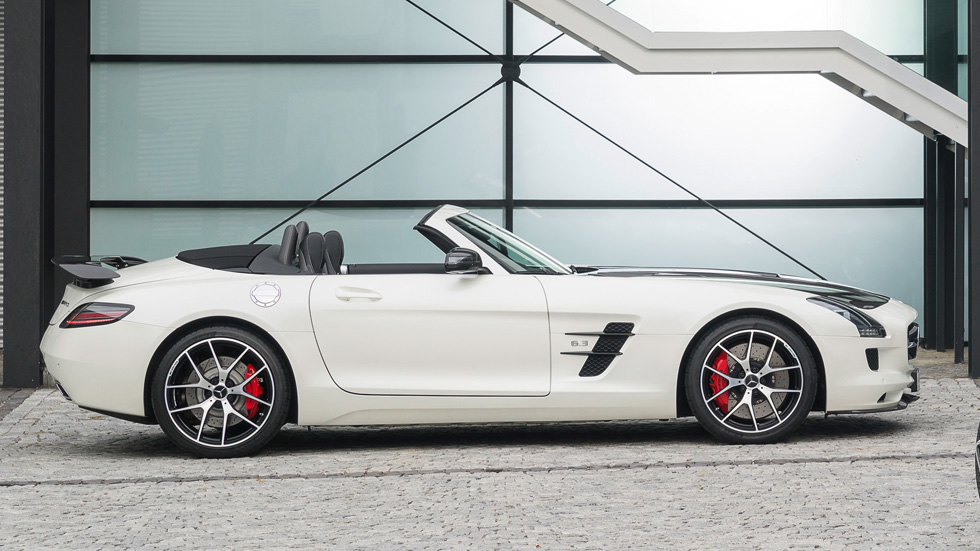 Mercedes SLS AMG GT Final Edition, fin de fiesta