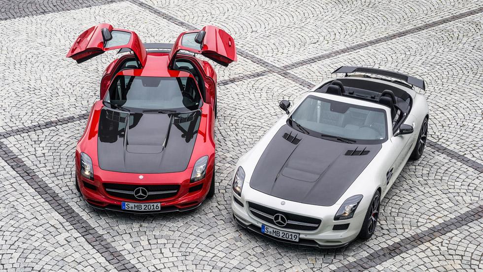 Mercedes SLS AMG GT Final Edition, última llamada