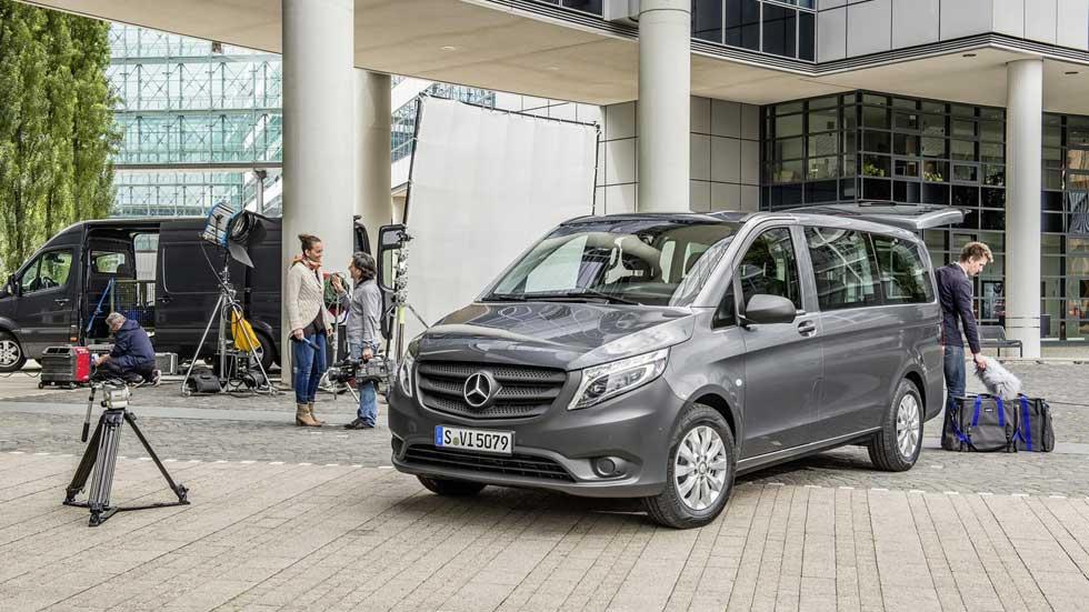 Mercedes-Benz Vito, la nueva generación se desvela