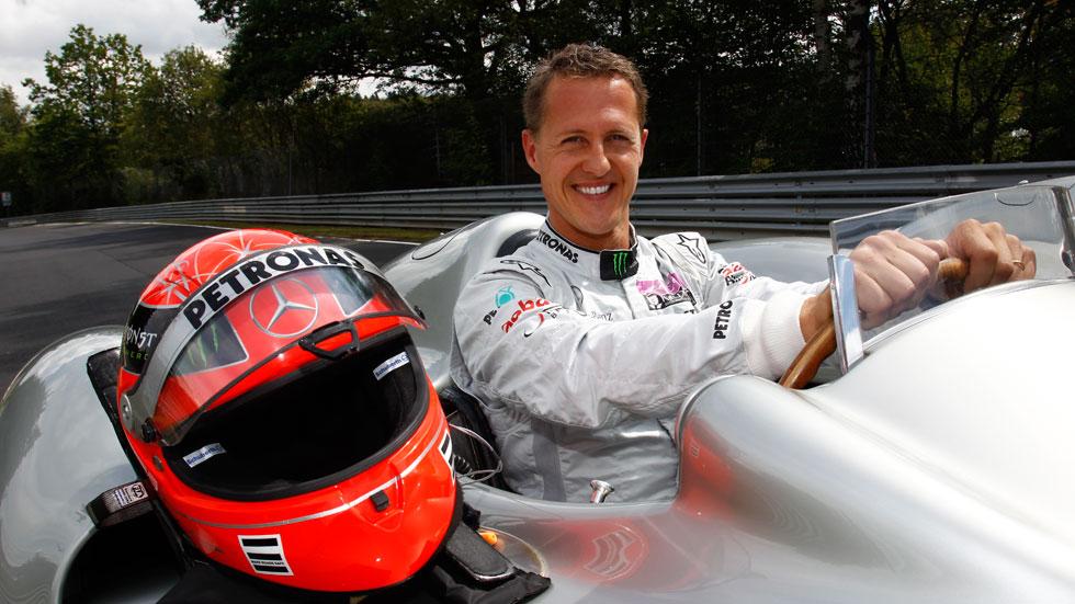Michael Schumacher pilotará un Fórmula 1 en Nordschleife